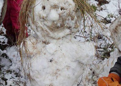 Schneefrau